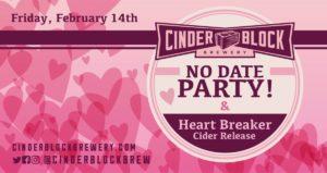 Cinder Block No Date Party