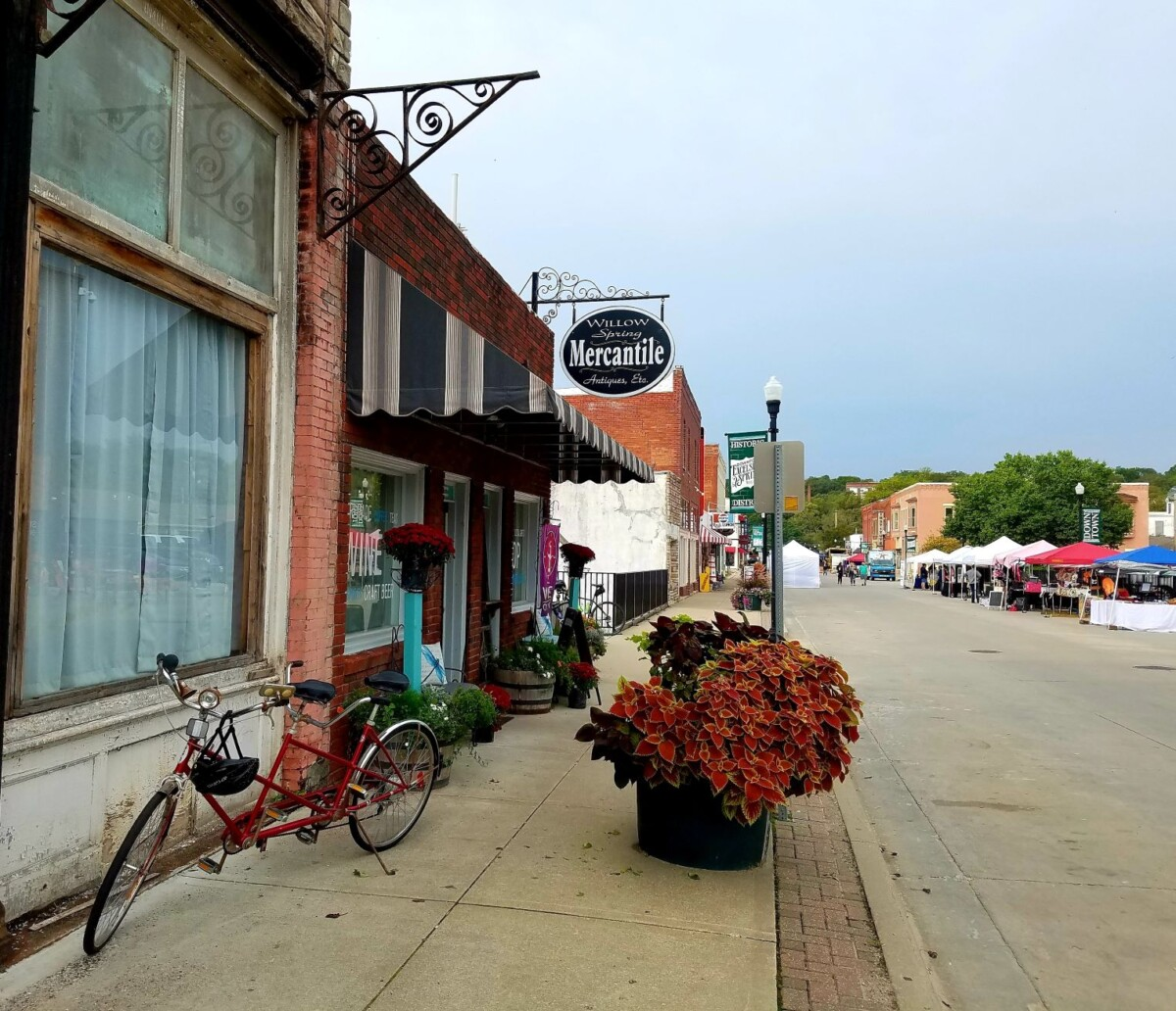 Excelsior Springs Downtown