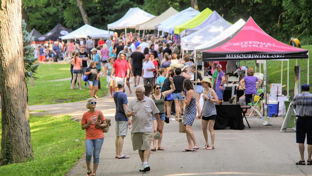 Excelsior Springs Wine Fest