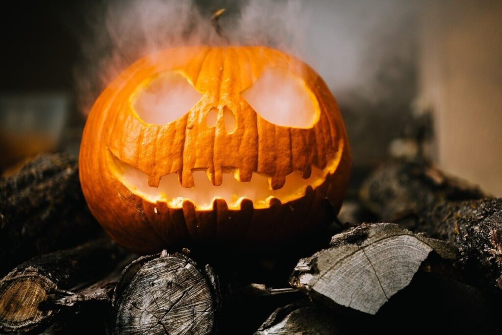 Carved Haunted Trail and Halloween Experience